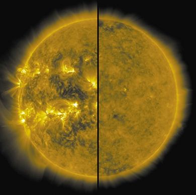 什么是太阳活动周?太阳活动对地球影响没想象的那么大