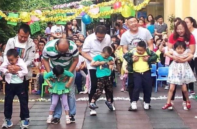 六一国际儿童节 亲子运动会让大人和孩子都过得有意义