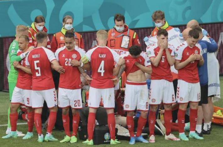 丹麦队将坐镇哥本哈根公园球场迎战比利时队
