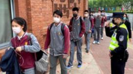 上海初中学业水平考试将于6月19日至21日举行
