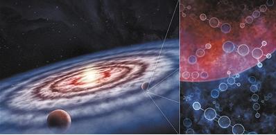 """宇宙中没有两种""""汤""""是一样的 生命存在或更广泛"""